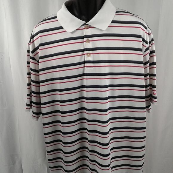 Men Nike golf polo shirt size XXL